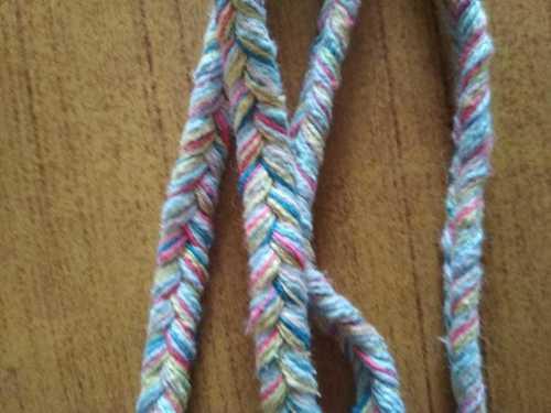 Braided Choti Rope