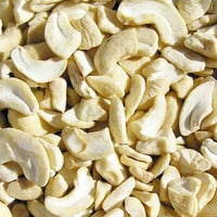 White Pieces Broken Cashew Nut