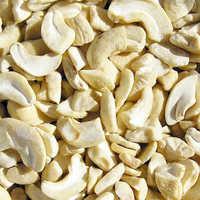 White Pieces Broken Cashew Nut