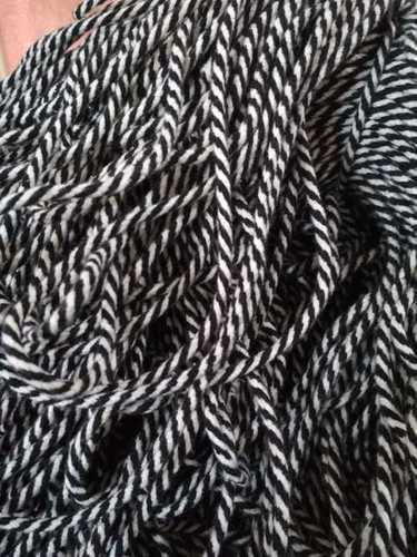 Black Braided Ropes