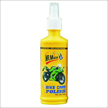 Silicon Bike Polish