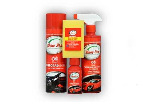 Shine Star Car Care Kit