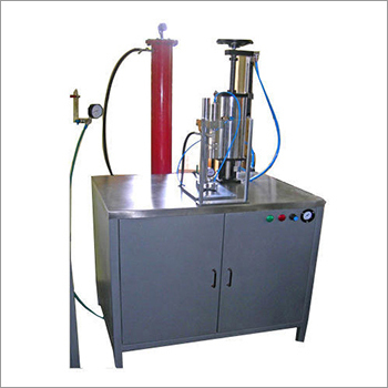 Aerosol Gas  Filling Machine