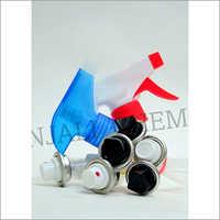 Aerosol valve