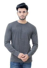 Men's Cotton Full T-shirt