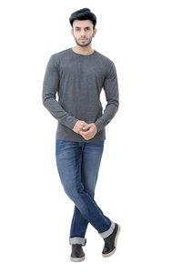 Men's Cotton Full T-shirt