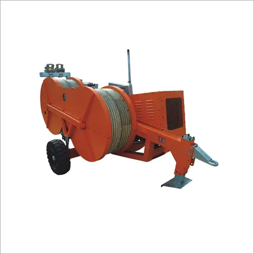 Tensioner Machine