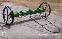 IRRI Drum Seeder