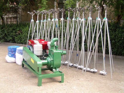 18.5CP-60 Agriculture Sprinkler Irrigation Machine