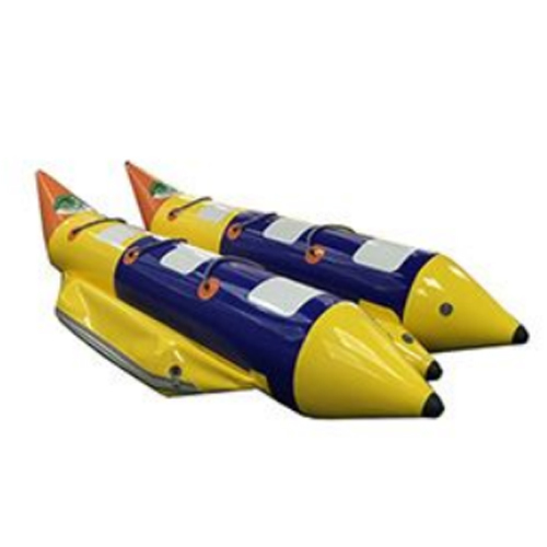 Inflatable 6 Seater Double Tube Banana Boat