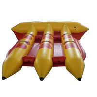 Inflatable 6 Seater Flying Fish