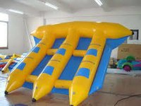 Inflatable 4 Seater Flying Fish