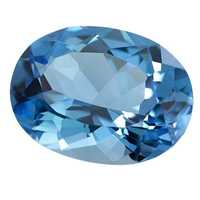 Blue Topaz Gemstones