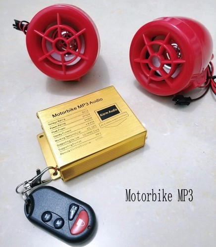 Motorbike Mp3 Audio