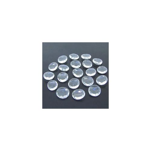 Crystal Quartz Irregular Shape Gemstone