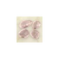 Rose Quartz Rose Cut Gemstones