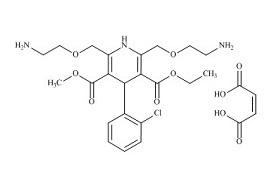 Amlodipine  Impurity C Maleate