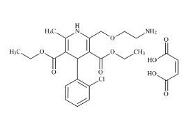 Amlodipine  Impurity E Maleate