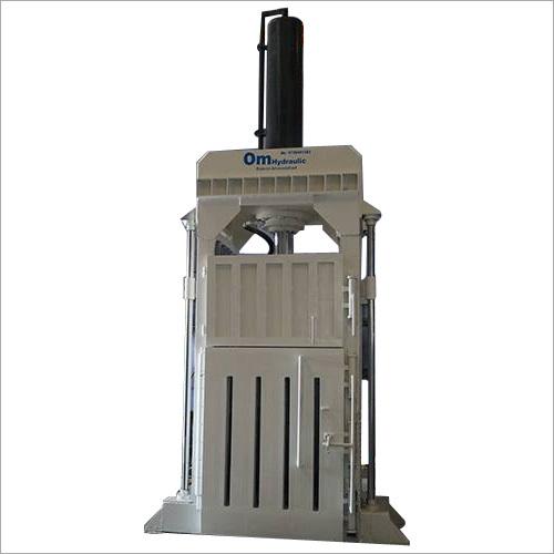 Industrial Hydraulic Baling Press