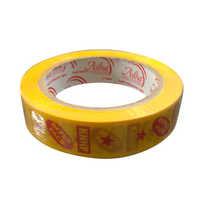 BOPP Yellow Packaging Tape