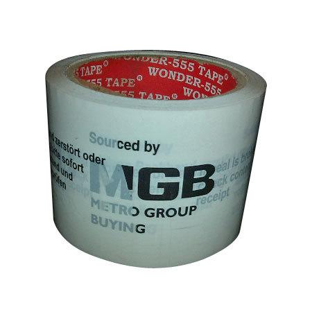 BOPP Jumbo Printing Tape Roll