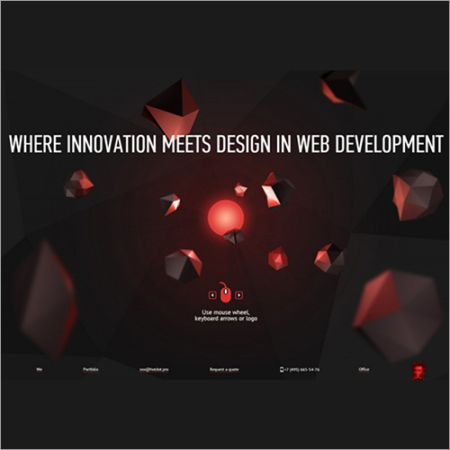 Parallax Scrolling Website Design And Development Services