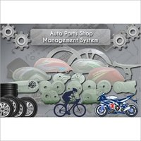 Auto Part Shop Management Software
