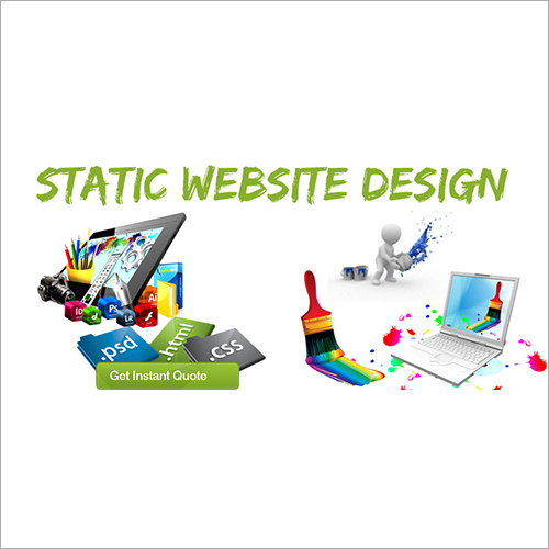 Static Website Designing Services
