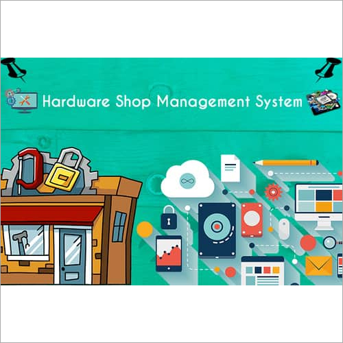 Hardware Shop Management Software