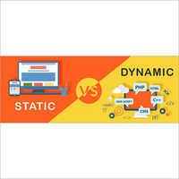 Dynamic Website Development Services