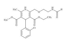 N-Formyl Amlodipine