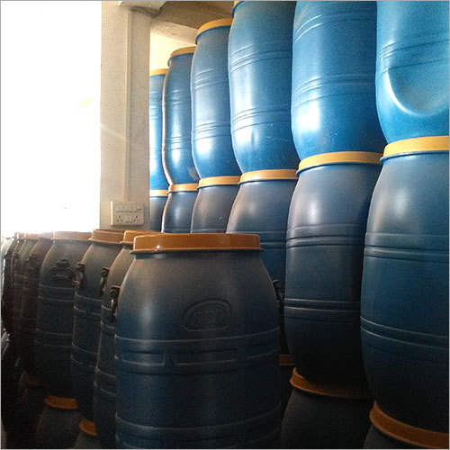 PVC Empty Reused Barrels
