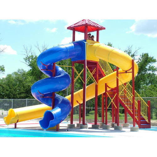 Amusement Water Tube Slide