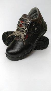 精神黑安全靴