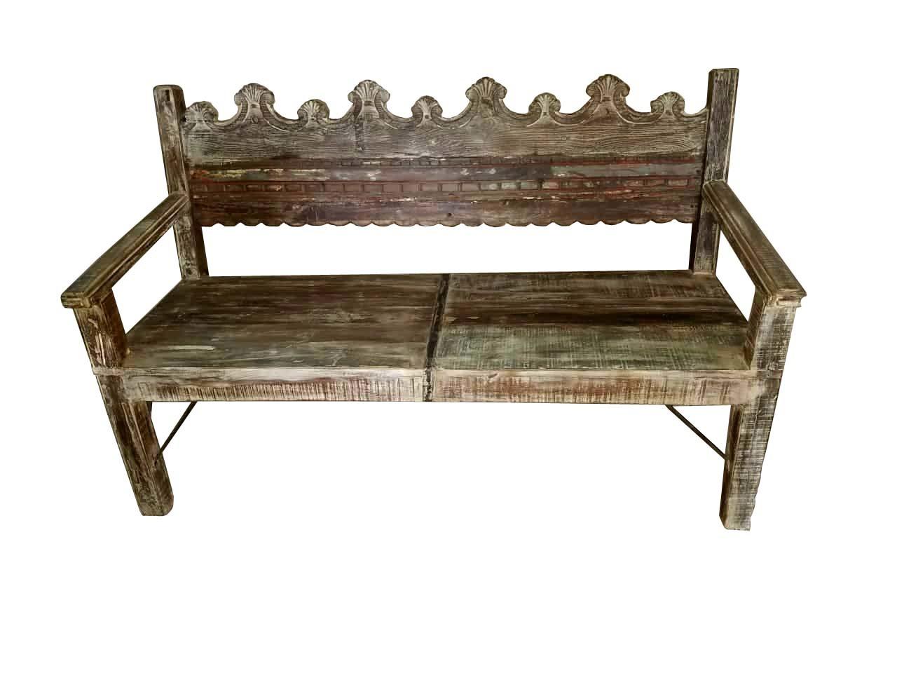 Antique benches