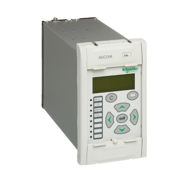 Schneider Micom P120 overcurrent and earth fault protection numerical relay