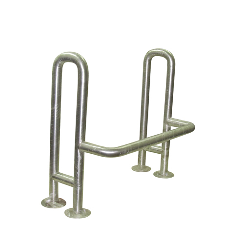 Movable Urinal Grab Bar