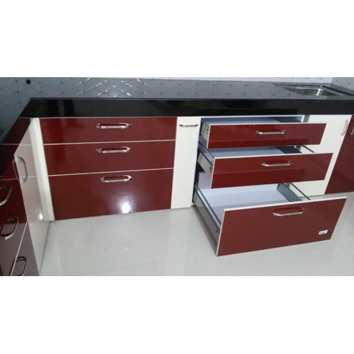 Modular Kitchen Drawers