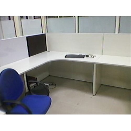 l Shape Workstation