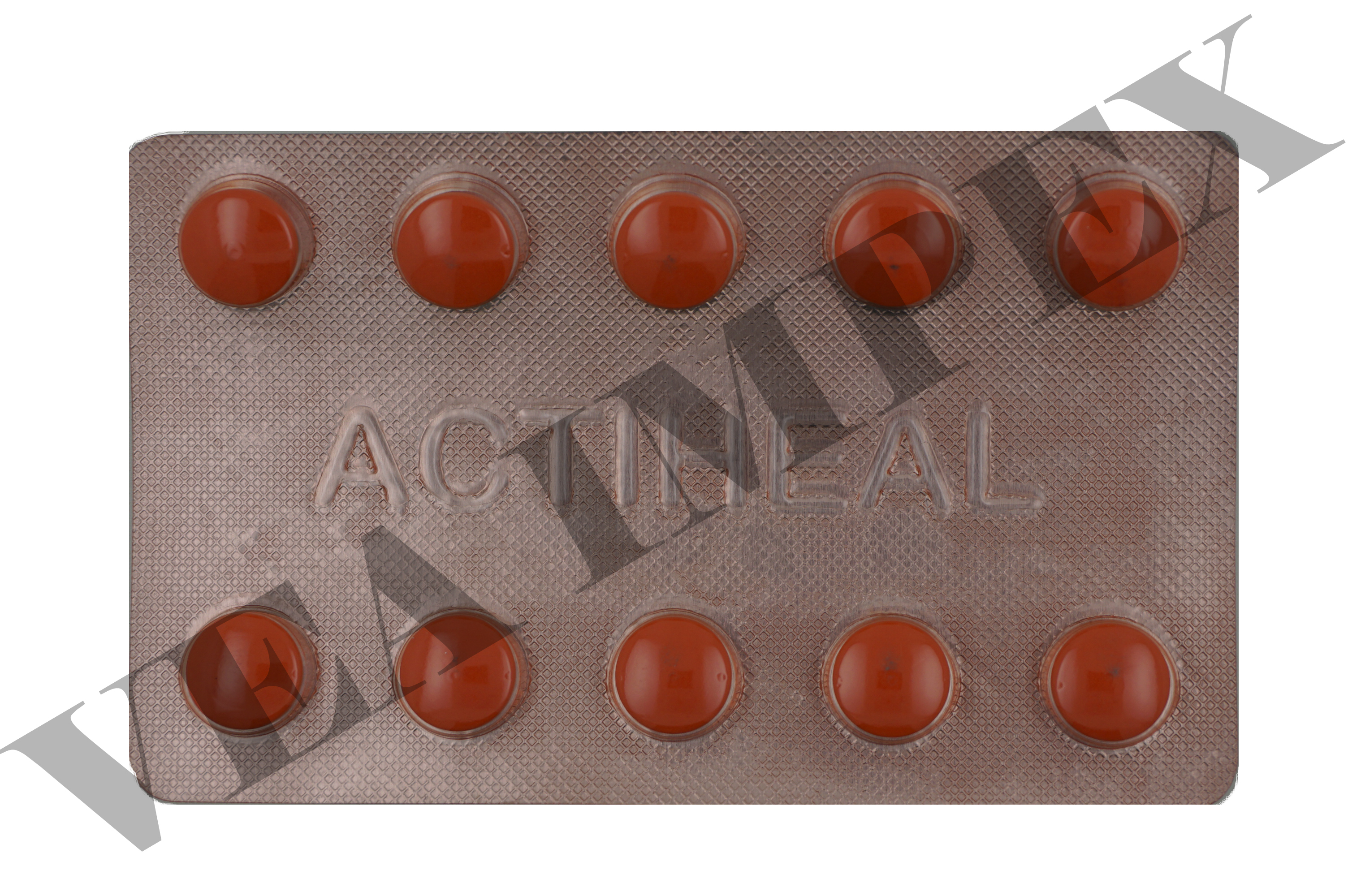 Actiheal(Trypsin Trihydrate Tablets)
