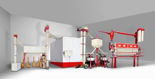Chakki Atta Milling Processing Plant