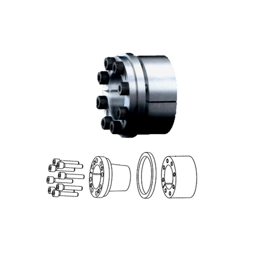 Rotex GS Coupling