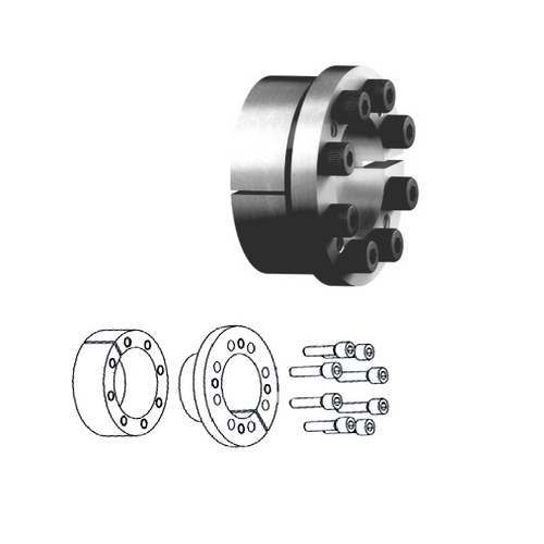Flexible Flange Coupling