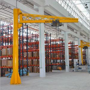 Electrical Operated Jib Gantry Crane