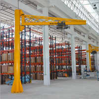 Electrical Operated Jib Gantry Crane