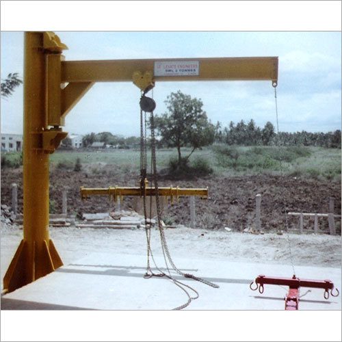 Manually Operated Jib Crane