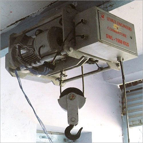 JIB Crane Hoist