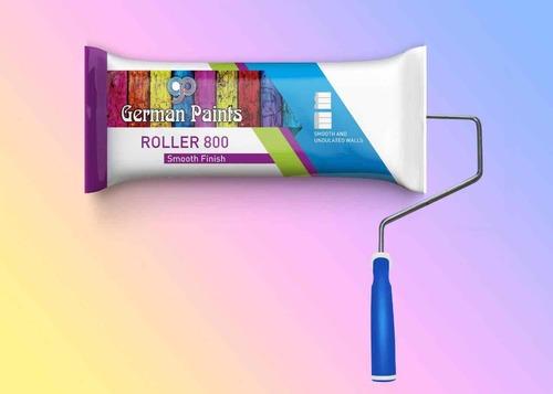 German paints roller