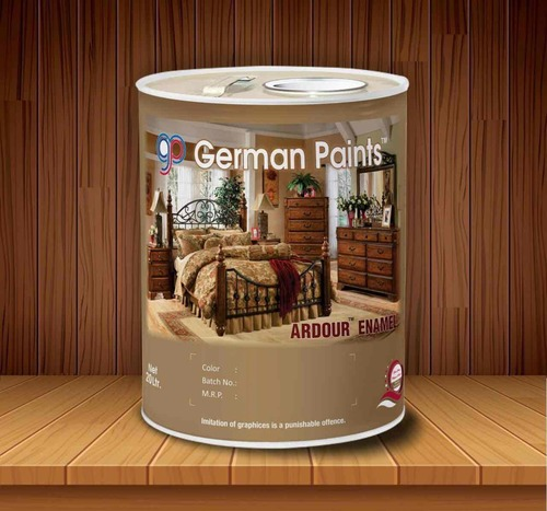 Oil Base Paints & Enamal