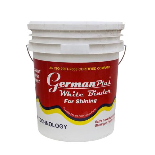 German White Binder